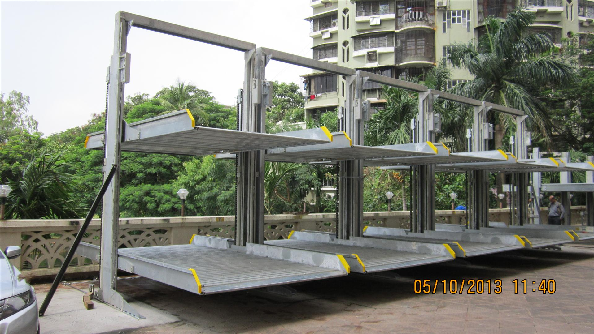 Stack Parking Puzzle Parking System Automated Platforms
